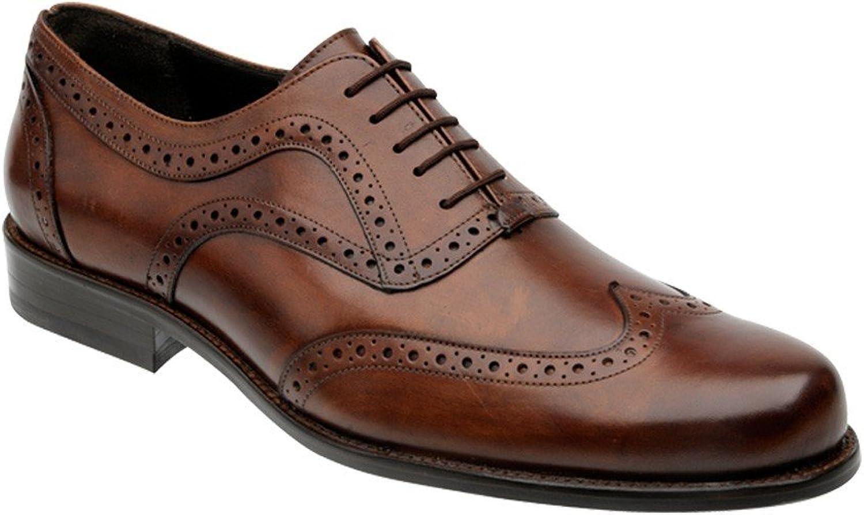 Franco Cuadra Calf läder skor for for for män  beställa online