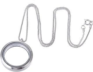 Best floating pendant necklace Reviews