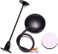 FPVKing 6M GPS Module Built-in Compass +Black GPS Folding Antenna Mount Holder for APM2.6 APM2.8 Pixhawk Flight Controller
