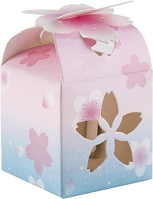 3D gift box Box Blossom small 12 Pack Wedding Gift Box