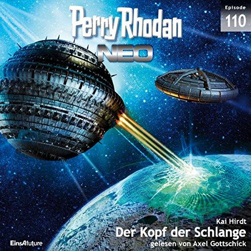 Der Kopf der Schlange (Perry Rhodan NEO 110) audiobook cover art