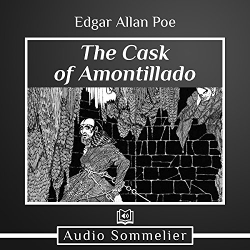 The Cask of Amontillado copertina