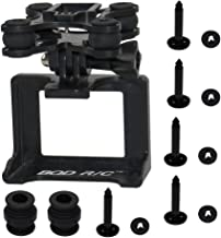 Action Camera Frame Anti-Shock Gimbal Mount Holder Bracket for Syma X8 X8G X8HG X8C X8HC X8W X8HW X8 Pro RC Quadcopter Compatible with Gopro Hero Xiaoyi (Xiaomi Yi) SJcam Camera