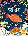 Alma et les trésors de l'océan par Hawthorne