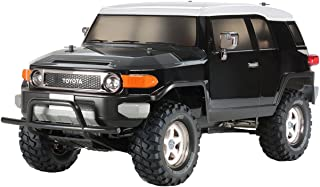 TAMIYA 1/10 electric RC Car Series No.620 Toyota FJ Cruiser Black Special painted body (CC-01 chassis) 58620