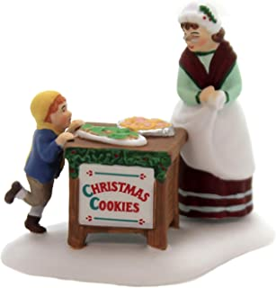 Department 56 New England Village Christmas Cookie Special