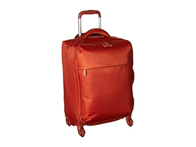 Lipault Paris Original Plume 22 Spinner Carry On (Clay) Carry on Luggage
