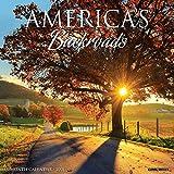 America s Backroads 2021 Wall Calendar
