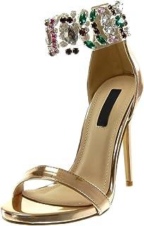 Y es12 Para Más De Amazon Mujer Zapatos Tacón UpzMqVS