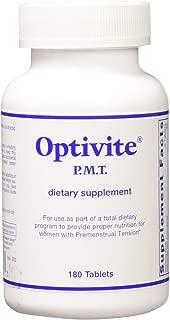 Optivite Pmt Tablets, 180 Count