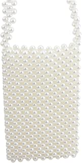 Top Clutch Evening Bag Luxury Handbags Women Bags Purses Pearl Bag Beaded Crystal Shoulder & Crossbody Bags Phone Pouch