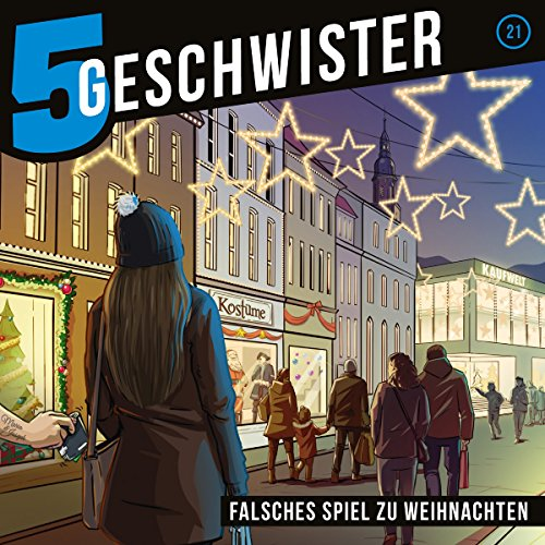 Falsches Spiel zu Weihnachten     5 Geschwister 21              By:                                                                                                                                 Tobias Schier                               Narrated by:                                                                                                                                 Tjorven Lauber,                                                                                        Sarah Stoffers,                                                                                        Fabian Stumpf,                   and others                 Length: 1 hr and 12 mins     Not rated yet     Overall 0.0