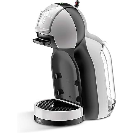 Nescafé Dolce Gusto by Krups Mini Me - Macchina per Caffè Espresso e Altre Bevande, Automatica, Grigio/Nero