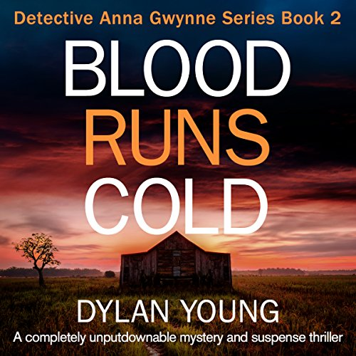 Blood Runs Cold audiobook cover art