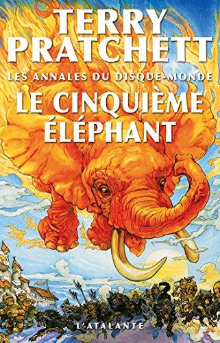 Le Cinquième éléphant: Les Annales du Disque-monde, T24