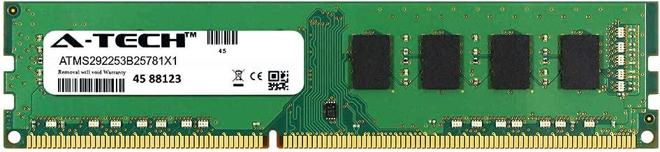A-Tech 8GB Module for HP Pavilion Slimline 400-334 Desktop & Workstation Motherboard Compatible DDR3/DDR3L PC3-12800 1600Mhz Memory Ram (ATMS292253B25781X1)