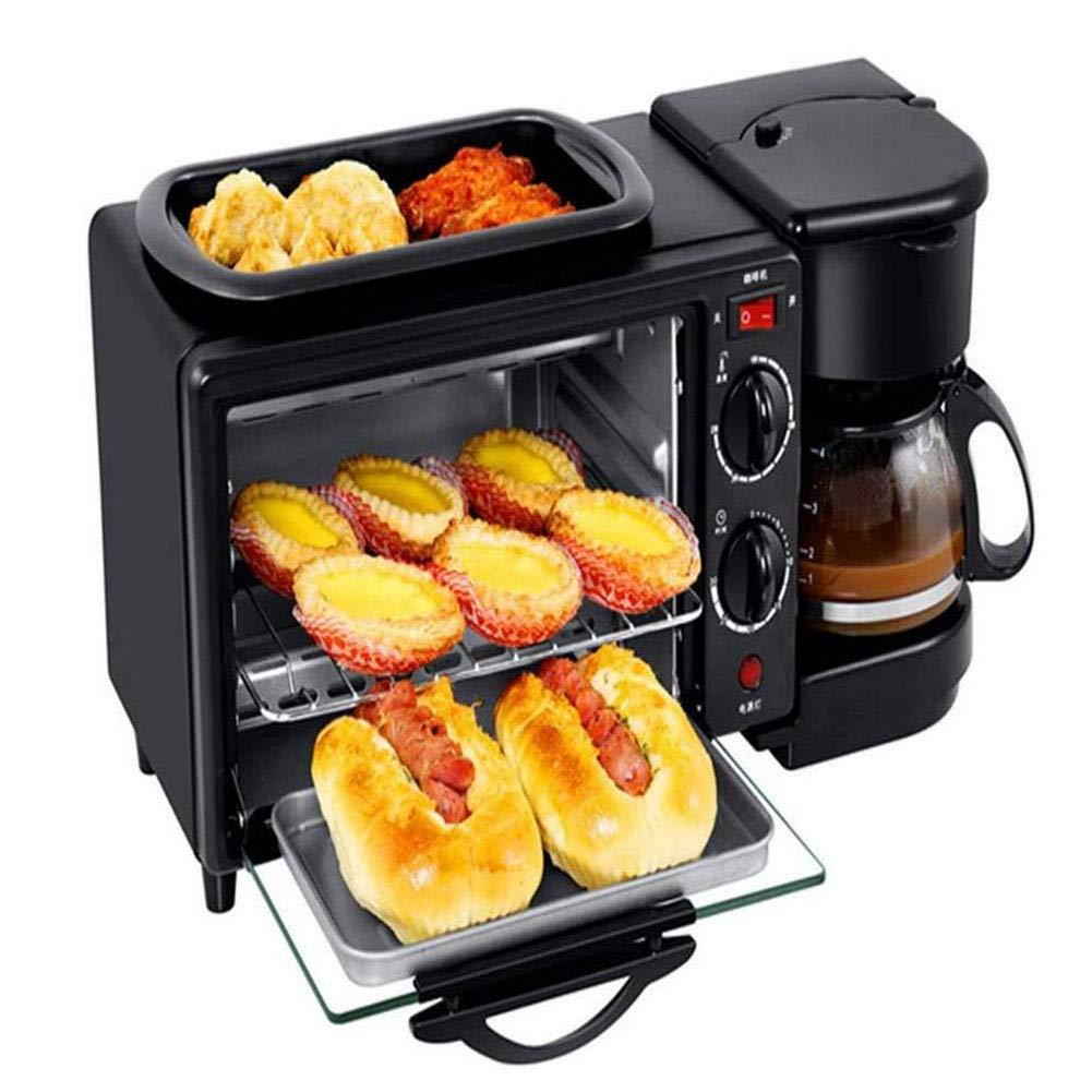 HKDJ-Desayuno Maker, 3 En 1 Multifunción Hogar Automático ...