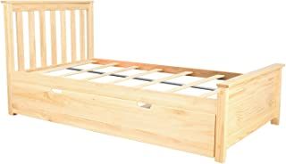 Best natural trundle bed Reviews