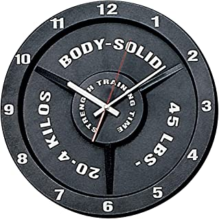 Body-Solid STT45 Strength Training Time Clock,Black