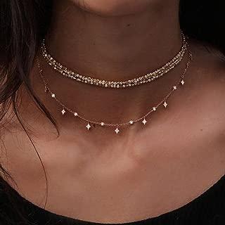 Amazon.es: Mujer - Gargantillas Rígidas / Collares y colgantes ...