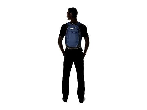 Midnight Navy Nike Negro grande Blanco extra Brasilia Mochila 8qI6Pfwa