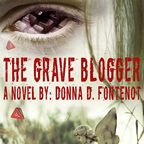 The Grave Blogger audiobook cover art