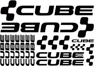 Suchergebnis Auf Für Sticker Cube Aufkleber Merchandiseprodukte Auto Motorrad