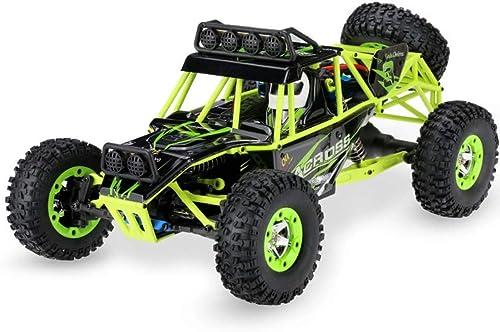 SPFTOY Voiture d'escalade Jouets à l'échelle 1 12 2.4G 4WD télécomhommede Voiture 50KM   H Haute Vitesse RC Voiture Off-Road véhicule Cadeau