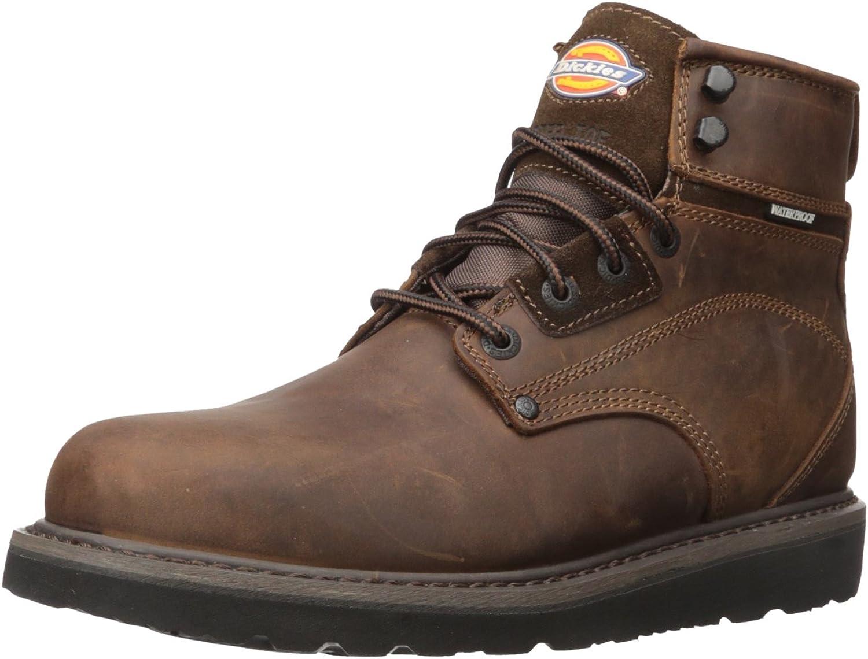 Dickies Men's Cannon Boot, Brown, 13 M US