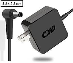 CYD 33W Powerfast Replacement for Laptop-Charger Asus X751SA K751ma AD883j20 X451M X551M F551C F551M X751S K751m F451ca X451ma X551ma F551 F551ma