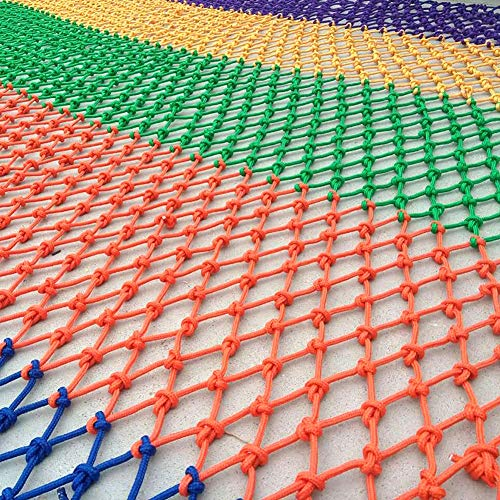 Great Deal! Decorative Net Children Safety Netting - Children's Stair Safety Net Indoor Ceiling Deco...