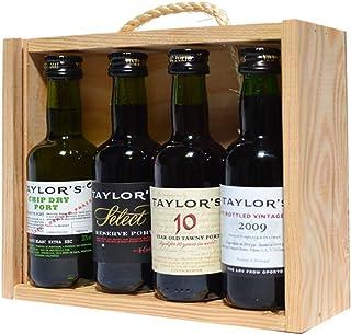 Taylors 4 x 5cl Port Miniature Selection Gift Set