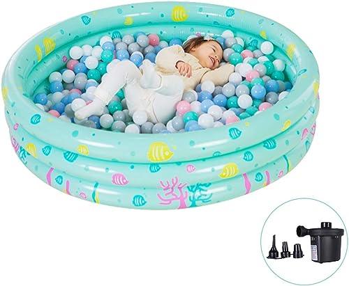 LLP Potenzial Kind Aufblasbar Innen-Schwimmbad Auslaufsicher Lecksicher Ocean Ball Familie Spielepool Baby Wave Ball Pool-Spielzeug