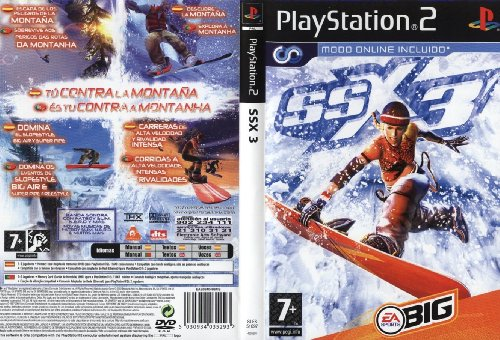 Ssx 3-(Ps2)