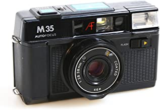 35MM POINT AND SHOOT CAMERA W/ 38MM F/2.8