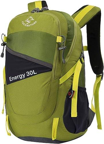 EververtPro 30L 40L Sac à Dos Trekking en Nylon Unisexe Sac de Randonnée Alpinisme Montagne Sport de Plein Air Camping Course Marche Sac pour Homme Femme Ultraléger Grande capacité