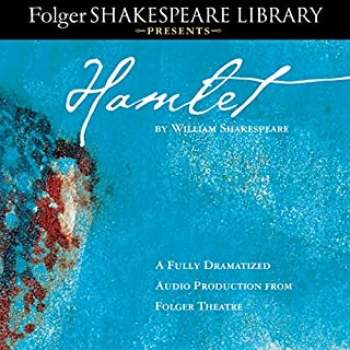 Hamlet: Fully Dramatized Audio Edition audiobook cover art