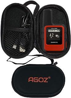 AGOZ Hard Protective Carry Case Pouch for Garmin inReach Mini Hiking GPS Satellite Communicator