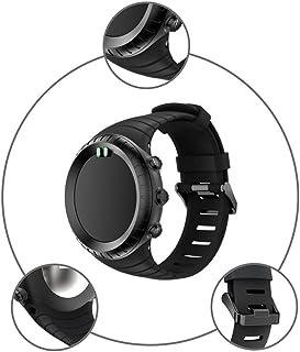 Coohole 2017 New Fashion Sports Silicone Bracelet Strap Band Bracelet For Suunto Core
