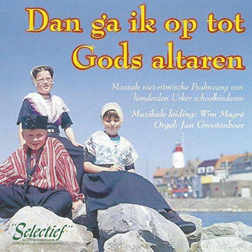Urker Schoolkinderenkoor, Wim Magré & Jan Grootenboer