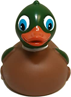 Rubber Ducks Family Mallard Rubber Duck, Waddlers Brand Toy Bathtub Rubber Duck That Float Upright, Rubber Ducky Birthday Baby Shower Gift, All Depts. Christmas Gift Nature Birds Lovers