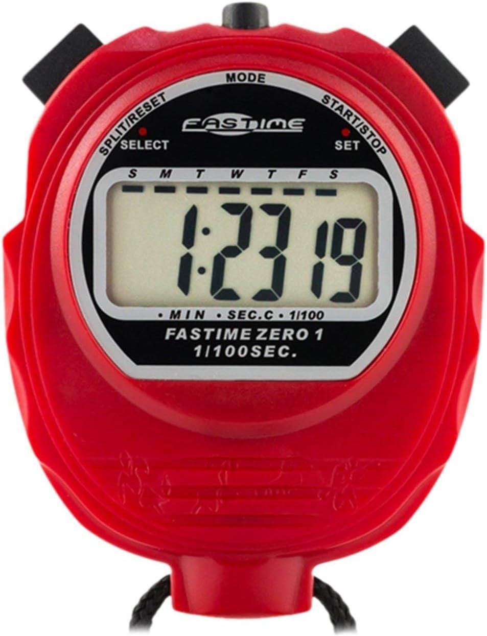 Fastime Men's 01 Stopwatch Blue