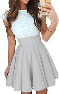 465d229c208 Juleya Mini Robe Femme - Elégante