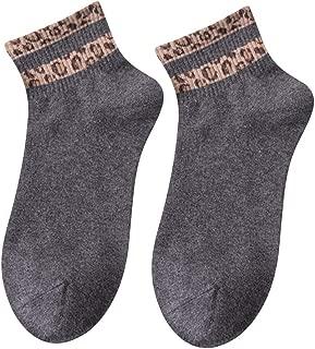 HYIRI Christmas classic Winter Warm Leg Cable Knit Knitted Crochet High Long Socks Leggings
