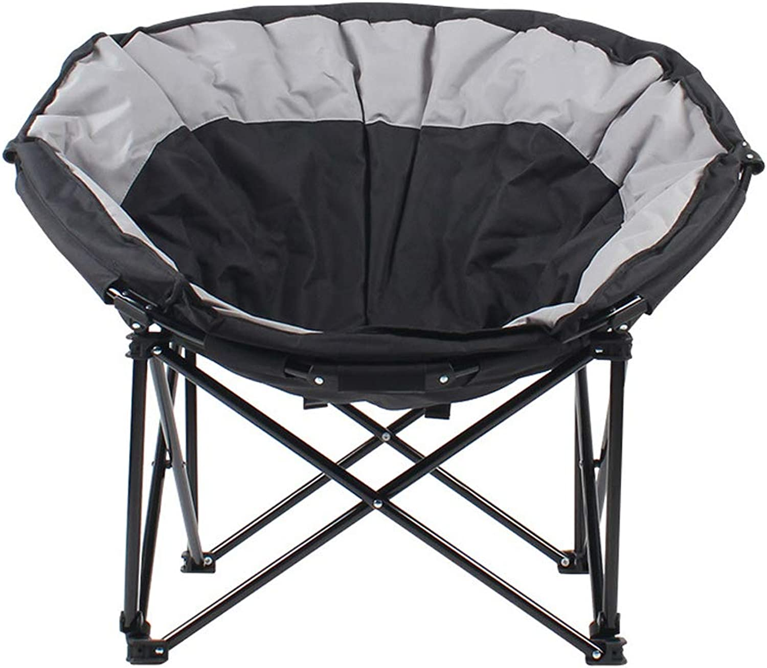 Comfortable Folding Moon Chair  Chair for Pregnant Women Lunch Break Chair Outdoor Lounge Chair Suitable for Any Living Room, Garden or Apartment Space