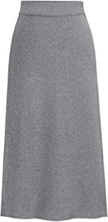 Best light grey wool skirt Reviews