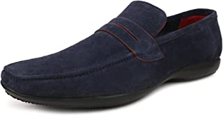 Escaro Everyday Wear Men's Leather Casual Loafers