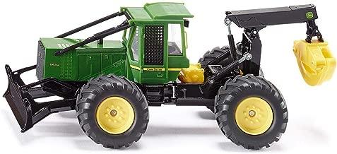 Siku 1:32 Scale Die-Cast Metals John Deere Skidde Farm Model Game