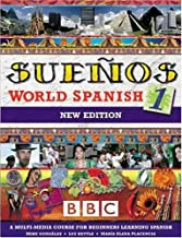 Suenos World Spanish 1 (Suenos World Spanish S.)