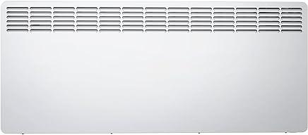 AEG Wandkonvektor WKL 2505 für ca. 25 m², Heizung 2500 W, 5-30 °C, wandhängend, LC-Display, Wochentimer, Metall, Ökodesign 2018, 236536